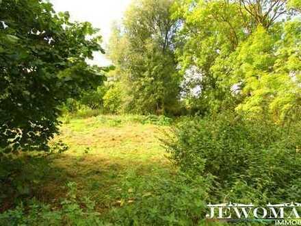 JEWOMAX großes erschlossenes Baugrundstück für Einfamilienhaus mit Baumbestand nahe Neubrandenburg