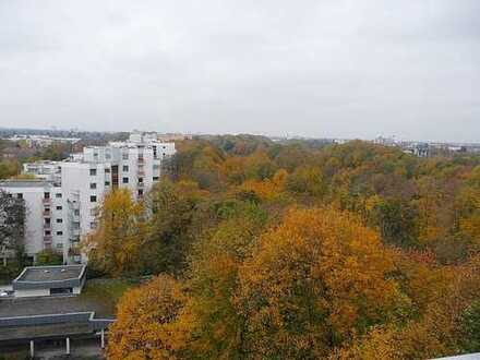 Großzügig geschnittene Wohnung in absolut ruhiger Lage am Westpark -Erbbaurecht-