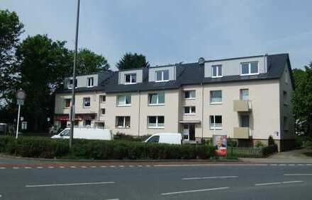 Schöne, moderne,3 Zimmer Dachgeschosswohnung in ruhiger Lage mitten in Dortmund-Wickede