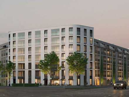In 1a Lage inmitten von Pasing: 3-Zi.-Wohnung mit gehobener Ausstattung und Loggia