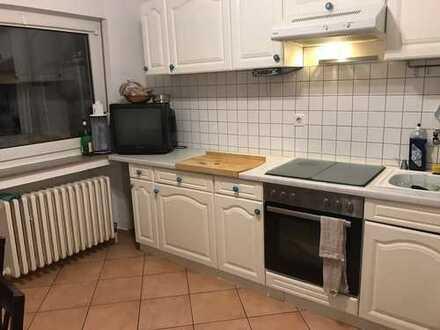 Stilvolle, geräumige und Möbelierte 2-Zimmer-Wohnung mit Balkon und Einbauküche in Brück, Köln