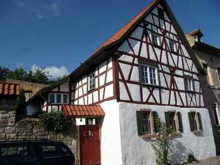 Schönes Fachwerkhaus in Wörrstadt-Rommersheim von Privat