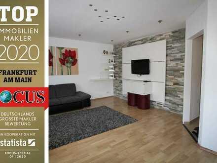 Nahe Marienplatz: modernisierte 3-Zimmer-Wohnung mit Balkon und Einbauküche in nachgefrater Lage!
