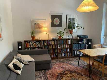 Charmante 3-Zimmer Wohnung zur Miete vom 1.8.21 bis 30.04.22