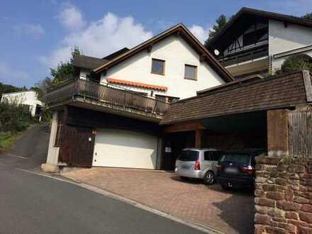 Mehrfamilien-Wohnhaus (4 WE) in unverbaubarer Toplage