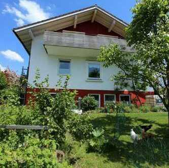 Ruhige Lage nahe Wangen! Doppelhaushälfte mit idyllischem Garten