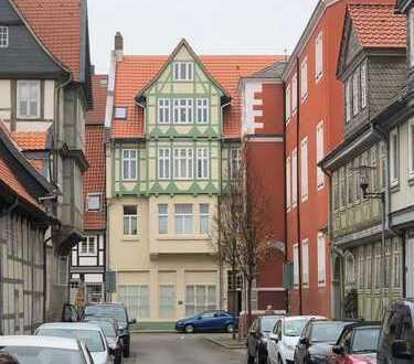 Zentrum - Frisch saniert - Schöner wohnen im Streblowschen Haus