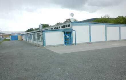 Gewerbehalle 1.432 m² Verkaufs-, Produktions- und Lagerräume provisionsfrei zu vermieten