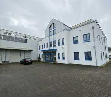 Büroetage mit 340 m² in verkehrsgünstiger Lage zur A4