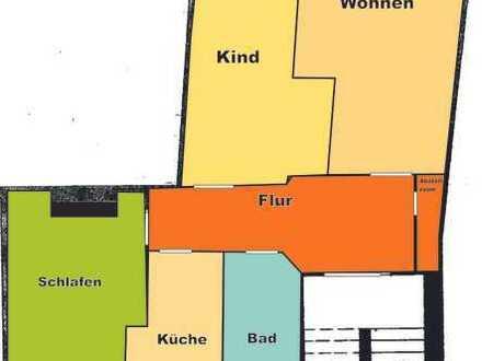 3-Zimmerwohnung Zwickau