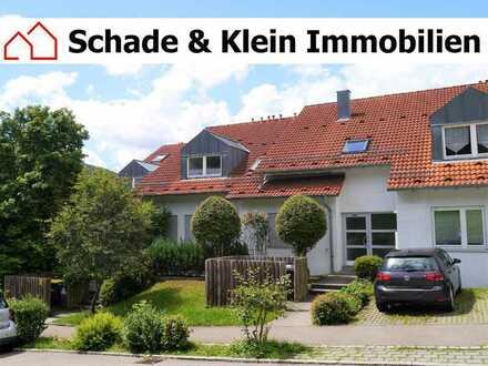 2,5-Zimmer-Wohnung mit Terrasse, Einbauküche und Kfz-Stellplatz in Neuffen