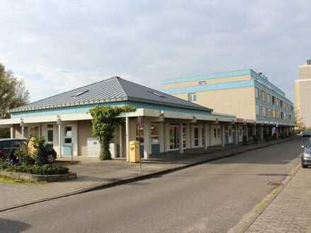 Wendtorf: 2-Zimmer-Gewerberaumfläche, Pantryküche, Bad z.b. als Büro, Praxis in Strand und Hafenlage
