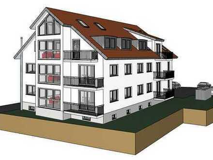 Mehrfamilienwohnhaus in Gaggenau | Wohnung 5 | OG + DG | KfW 55