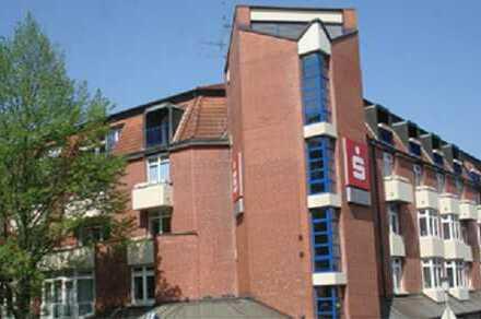 1-Zimmerwohnung mit Balkon in Emder Innenstadt zu vermieten