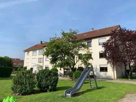 WOHNEN IM GRÜNEN - Großzügige 3-Zimmer Wohnung in Volkach zum 01.08.2021 zu vermieten
