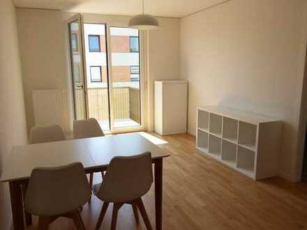 Luxus 2er-WG-Wohnung nur(!) für Studenten. Zentral. Komfortabel. Teilmöbliert. Balkon. TG-Platz