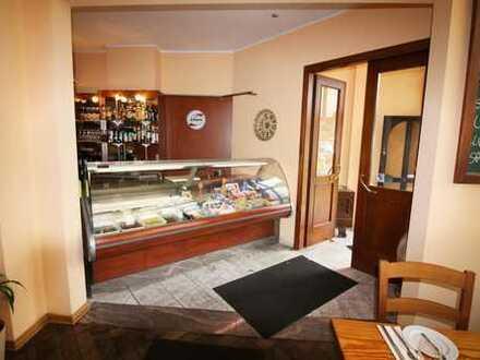 D-Golzheim, traditionelles Restaurant mit Außengastronomie, unweit der Innenstadt und dem Rheinufer