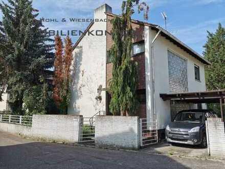 Freinsheim - Einfamilienhaus mit Garten in ruhiger Wohnlage