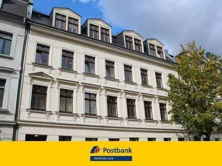 Anlageimmobilie - Schöne Dachgeschosswohnung nordöstlich der Leipziger Innenstadt