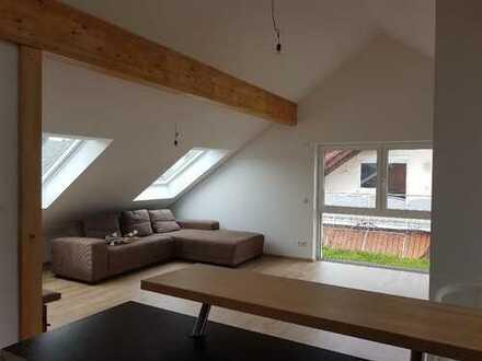 Dachgeschoß Studio