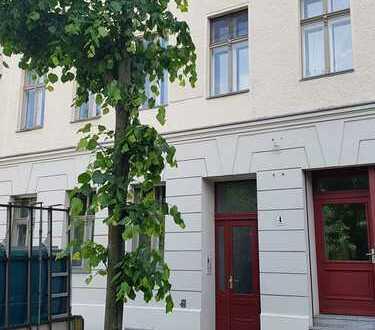Lichtdurchflutete 2 Zimmerwohnung mit Südbalkon in Babelsberg