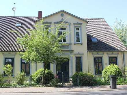 Schöne Altbauwohnung im Gründerzeithaus, zentral in Fischerhude zu verkaufen!