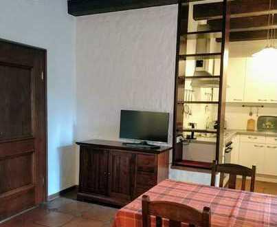 Geräumige, möblierte zwei Zimmer Wohnung in gehobener Ausstattung