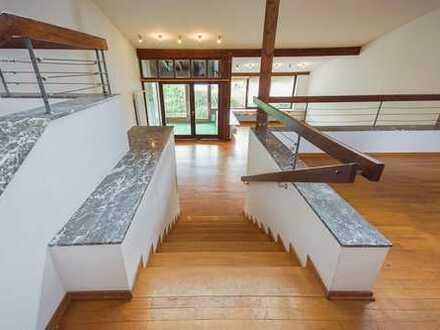 Einfamilienhaus in ruhiger Lage mit herrlicher Weitsicht ins Grüne!
