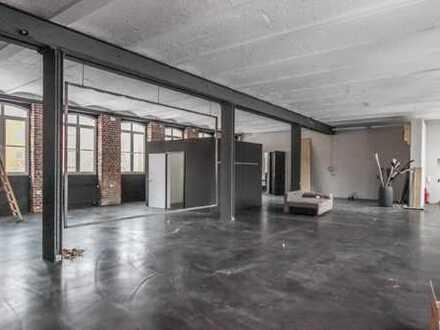 REUTER IMMOBILIEN Atelier-/Bürofläche auf großzügiger Loftetage Weidenpesch/ Grenze Nippes/Mauenheim
