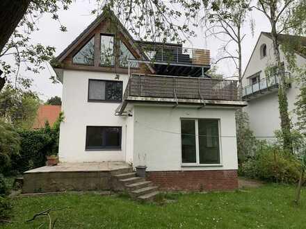 TOP 3,5-Zimmer-Wohnung im Erdgeschoss mit sonniger Terrasse & Garten