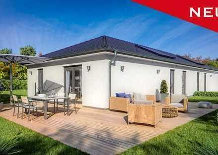 Dauerhaft wohnen - 83 m² Wfl. (KfW70) ScanHaus - Geplant in Zweedorf -inkl. Grundstück.