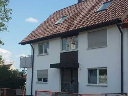 Ansprechende, modernisierte 3-Zimmer-Erdgeschosswohnung zur Miete in Langenau