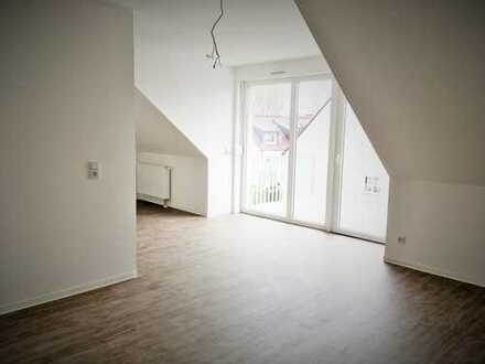 Exklusive 3,5-Zimmer-DG-Wohnung mit Balkon in Dortmund zum Erstbezug