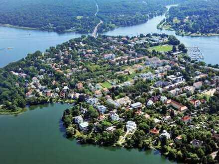 Exklusives Wohnbaugrundstück mit Baugenehmigung in bester Lage der Berliner Vorstadt, Potsdam