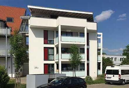 Wohnen in zentrumsnaher Lage - 50m² - 2 Zi.