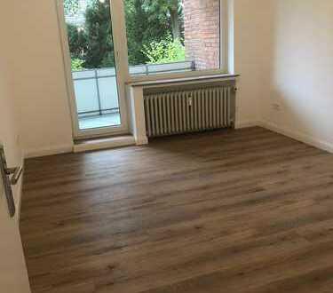 Sanierte 3-Zimmer-Wohnung mit Balkon und EBK in Bürgerpark-Nähe
