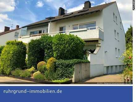 Moderne Eigentumswohnung mit Südbalkon & Garage in Aplerbeck!