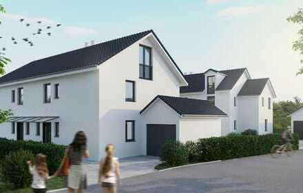 Hochwertige Neubau-Doppelhaushälfte - Provisionsfrei   bis zu 20% Sonderabschreibung*
