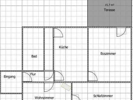 Freundliches Einfamilienhaus mit fünf Zimmern und EBK in Kyritz, Kyritz