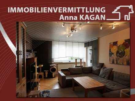 Schöne und moderne 4,5-Zimmer-Wohnung mit sonnigem Balkon in guter Wohnlage