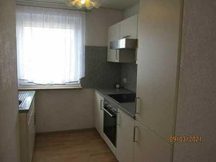 Gepflegte 2-Raum-Wohnung mit Balkon und Einbauküche in Bopfingen
