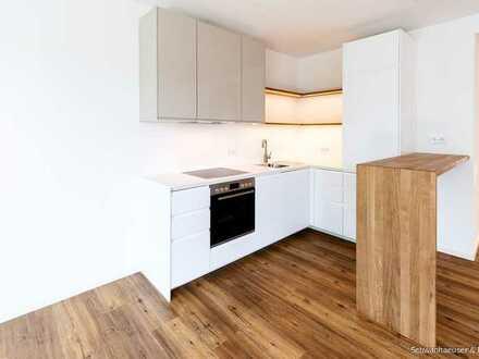 Erstbezug: Luxus 3-Zimmer-Wohnung mit Balkon