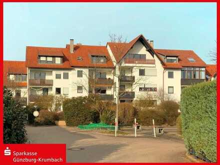 2-Zimmer-Eigentumswohnung in Günzburg