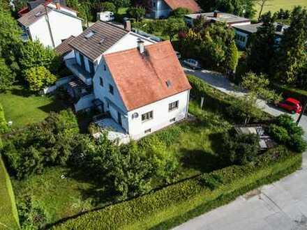 Traum-Grundstück für Neubau Doppelhaushälfte