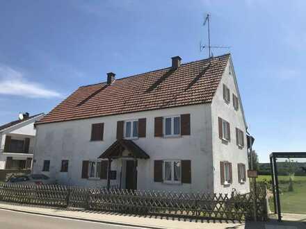 Baugrundstück mit Altbestand in Gachenbach OT Weilach zu verkaufen!