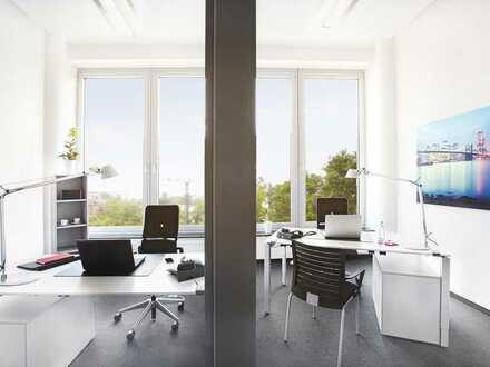 Sofort bezugsfertige Büros mit Service in bester Lage