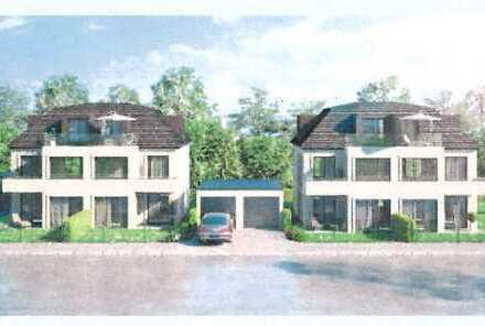 Schöne Doppelhaus-Hälfte, Neubau zum Erstbezug 02/20 in Waldtrudering