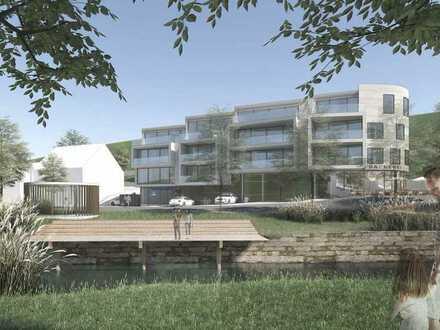 """""""Bauprojekt Waldhorn"""" 2 Zimmer Wohnung Neubau direkt an der Nagold"""