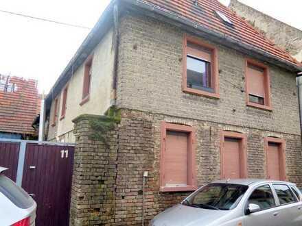 Sanierungsbedürftiges Einfamilienhaus in Gimbsheim - vermietet