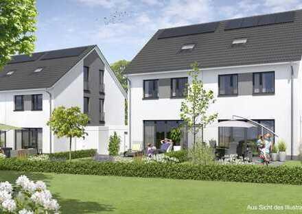 Doppelhaushälfte in BO-Eppendorf
